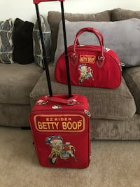 Luggage and Carry on Bag