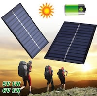 Mini solar panel for solar phone charger  31 km