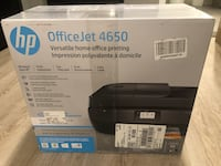 HP printer OfficeJet4650 San Francisco, 94103