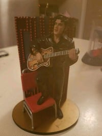 Elvis musical collector ornament  Whitby, L1N 8X2