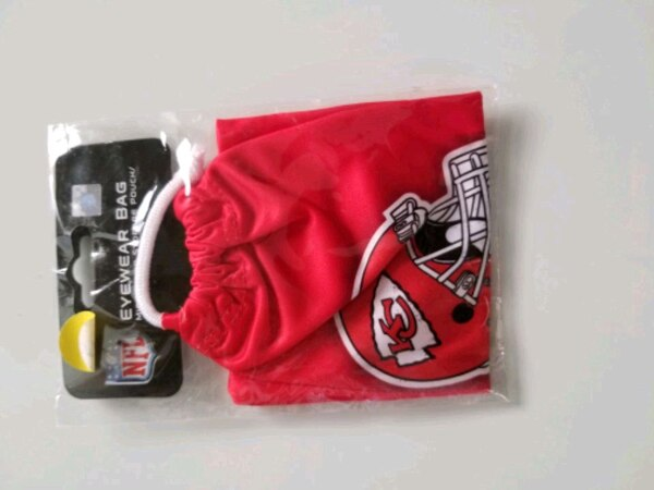 KC Chiefs eyeglass bag  d8e48787-d7d2-403e-8161-1c538109d104
