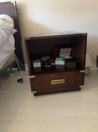 2 bed side tables  Toronto, M5G