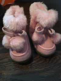 Baby boots size 2