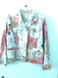 red, white, and brown dress shirt Saginaw charter township, 48603
