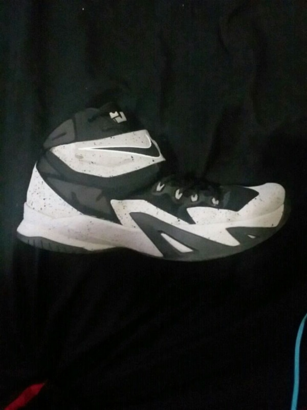 340e9ca08ea Used Oreo Nike Lebron James basketb for sale in Utica - letgo