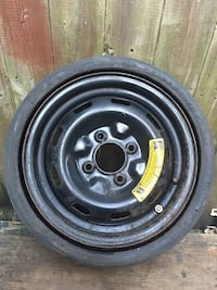 Datsun 280zx space saver full size spare tire Mississauga, L4X 1L7