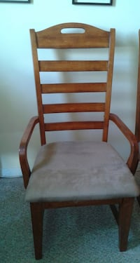 Solid Wood Dining Chairs Milton, L9T