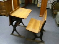 school desk and chair Teaneck