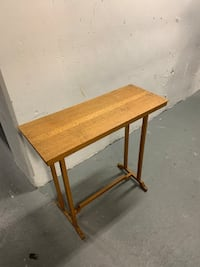 Tall side table - pick up only Kipling and Dundas w Toronto, M9B 0A2