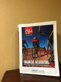 Financial accounting book Glendale, 91201