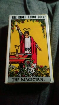 large tarot deck
