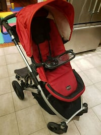 Britax B-Ready Stroller with lots of Extras