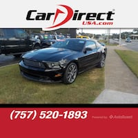 2011 Ford Mustang Virginia Beach, 23455