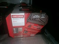 black and red Craftsman tool box Capitol Heights, 20743