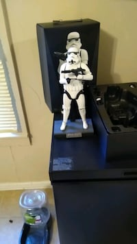 Classic stormtrooper hot toys