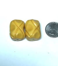 Fabulous large carved Bakelite Beads-2 Simi Valley, 93065