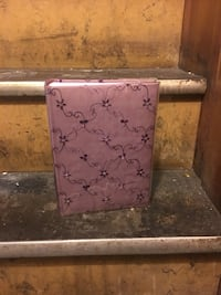 pink floral photo album cover Laurel, 20707