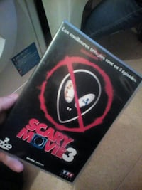 Scary Movie 3 DVD cas Bouffere, 85600