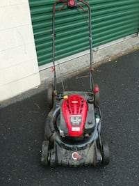 red and black push mower Camp Hill, 17011