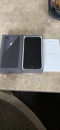 Iphone 8 plus space gray 64gb factory unlocked Saint Clair Shores, 48080