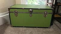 green and black wooden chest box Fayetteville, 13066