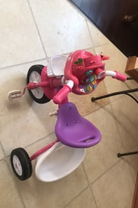 Minnie Mouse Tricycle Bike