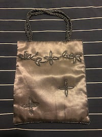 Embroidery Purse wit Handle Markham, L3R 0G3