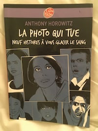 La photo qui tue de Anthony Horowitz