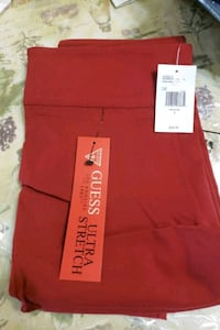 Guess pants red Clifton, 07011
