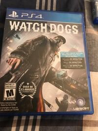 Watch dogs PS4 Mississauga, L5H 2C6