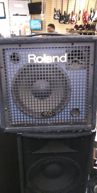 black and gray Crate guitar amplifier Oxon Hill, 20745