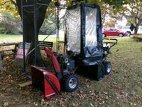Snow blower/ lawnmower. Whitchurch-Stouffville, L4A 7X3