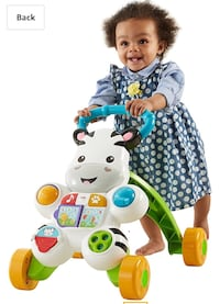 Fisher-price learn with me Zebra Walker Richmond