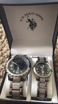 US POLO COUPLE WATCH - BRAND NEW Plano, 75024
