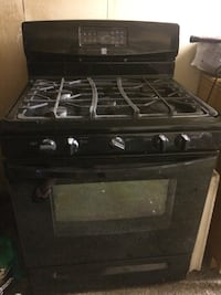 Kenmore gas range stove oven New Westminster, V3M 2P7