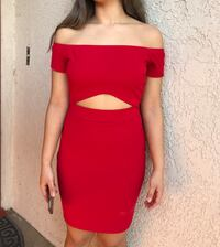 Women's Red Dress (Large) Windsor Norco, 92860