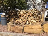 Fire wood  big can full $20. Las Vegas