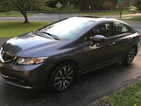 2015 Honda Civic EX-L ROCKVILLE