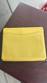 Coach Leather Tablet Sleeve Leesburg