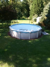 Swimming pool with supplies make offer Severn, 21144
