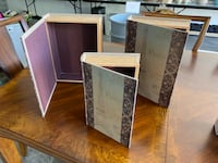 Fake book boxes - neat!!!! Hagerstown, 21740