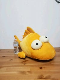 Large Simpsons Blinky fish plush Langley, V3A 7T8