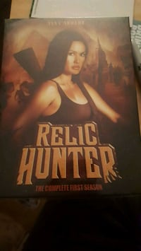 Relic Hunter season 1 for sale Toronto, M3C 3N7