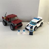Lego City Police Pursuit #60128 Markham