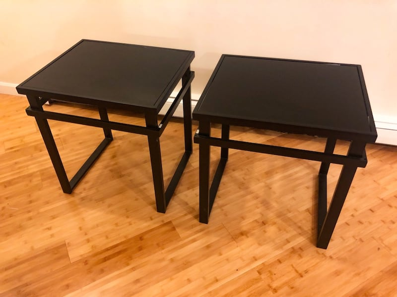 End Tables 0