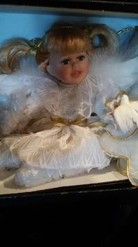 NEW in the Box Angle Doll Real Feather Wings  Prescott Valley, 86314