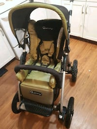 Quinny freestyle stroller