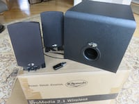 Klipsch Wireless Speakers ALEXANDRIA