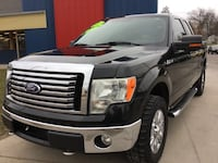 *PRICE REDUCED* *4x4* 2010 FORD F150 XLT SUPER CAB Des Moines
