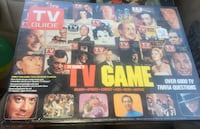 NEW Vintage 1984 TV Guide's TV Board Game - Classic  COMPLETE! Sealed Huntington Beach, 92648